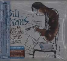 Bill Evans (Piano) (1929-1980): Live At Ronnie Scott's (Digipack), 2 CDs