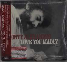 Monty Alexander (geb. 1944): Love You Madly: Live At Bubba's (Digipack), 2 CDs