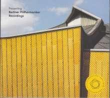 Presenting Berliner Philharmoniker Recordings, 2 Super Audio CDs Non-Hybrid