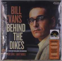 Bill Evans (Piano) (1929-1980): Behind The Dikes: Live 1969 (remastered) (180g) (Limited Numbered Deluxe Edition), 3 LPs