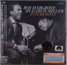 Roy Hargrove & Mulgrew Miller: In Harmony (180g) (Limited Numbered Deluxe Edition), 2 LPs
