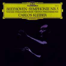Ludwig van Beethoven (1770-1827): Symphonie Nr.5 (120g), LP