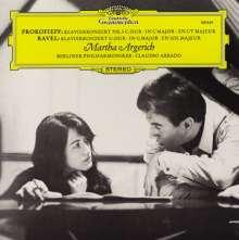 Serge Prokofieff (1891-1953): Klavierkonzert Nr.3 (120g), LP