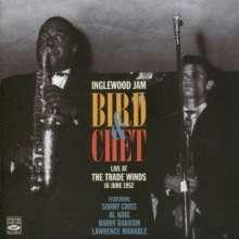 Charlie Parker & Chet Baker: Inglewood Jam: Bird & Chet Live At The Trade Winds 16 June 1952, CD