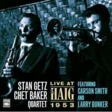 Stan Getz & Chet Baker: Live At The Haig 1953, CD