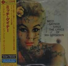 Mitzi Gaynor: Sings The Lyrics Of Ira Gershwin (Papersleeve), CD