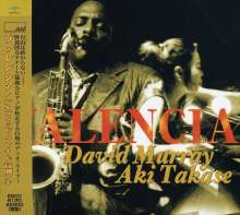 David Murray & Aki Takase: Valencia, CD