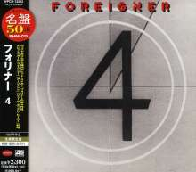 Foreigner: 4, CD