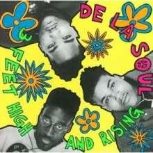 De La Soul: 3 Feet High And Rising, 2 CDs