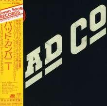 Bad Company: Bad Company (Ltd. Papersleeve), CD