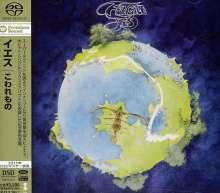 Yes: Fragile +1 (Hybrid-SACD) (Reissue), Super Audio CD