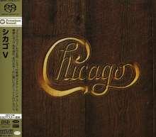 Chicago: Chicago V +1 (Hybrid-SACD) (Reissue), Super Audio CD