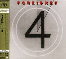 Foreigner: 4 (Hybrid-SACD), SACD