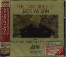 Jack Wilson (1936-2007): Two Sides Of Jack Wilson, CD