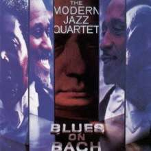The Modern Jazz Quartet: Blues On Bach, CD
