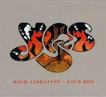 Yes: High Vibration (Hybrid-SACD) (Limited Edition Box), 16 Super Audio CDs