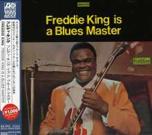 Freddie King: Freddie King Is A Blues Master, CD