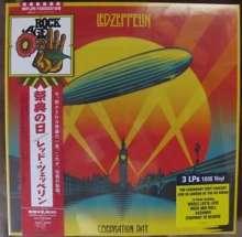 Led Zeppelin: Celebration Day: Live 2007 (180g), 3 LPs