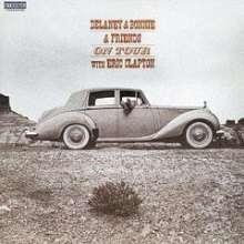 Delaney & Bonnie: On Tour With Eric Clapton, CD