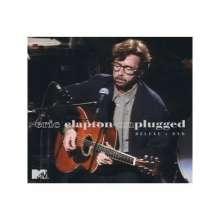 Eric Clapton: Unplugged (Deluxe-Edition), 2 CDs und 1 DVD