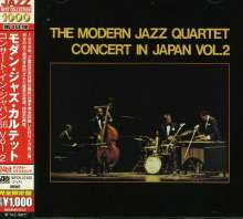The Modern Jazz Quartet: Concert In Japan 2, CD