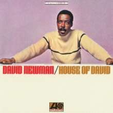 David 'Fathead' Newman (1933-2009): House Of David, CD