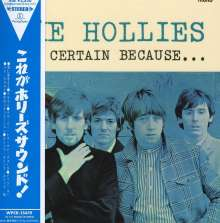 The Hollies: For Certain Because (Digisleeve) (SHM-CD), CD