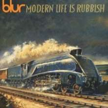 Blur: Modern Life Is Rubbish (Digipack) (SHM-CD), CD