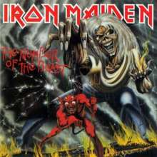 Iron Maiden: The Number Of The Beast (remaster), CD