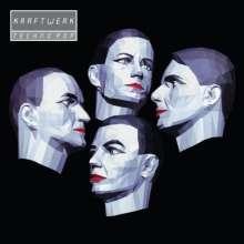 Kraftwerk: Techno Pop (remaster), CD
