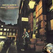 David Bowie: The Rise And Fall Of Ziggy Stardust (Remastered), CD