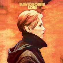 David Bowie (1947-2016): Low (Remaster 2014), CD