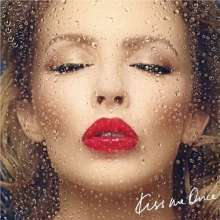Kylie Minogue: Kiss Me Once (Limited Edition) (CD + DVD), CD