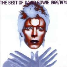David Bowie (1947-2016): The Best Of David Bowie 1969/1974, CD
