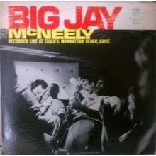 Big Jay McNeely (1927-2018): Recorded Live At Cisco's, Manhatan Beach, Calif., CD