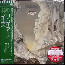 """Yes: Relayer (Remaster) (Papersleeve) (SACD) (7"""" Sized Package), SACD"""