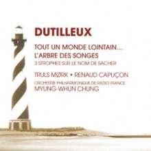 "Henri Dutilleux (1916-2013): Cellokonzert ""Tout un monde lointain"", CD"