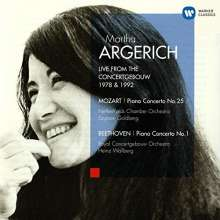 Martha Argerich - Live from the Concertgebouw 1978 & 1992, CD