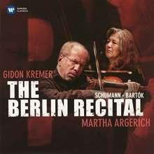 Gidon Kremer & Martha Argerich - The Berlin Recital, 2 CDs