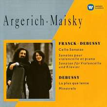 Cesar Franck (1822-1890): Cellosonate A-Dur, CD