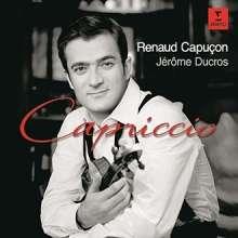 Renaud Capucon - Capriccio, CD
