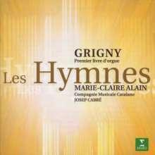 Nicolas de Grigny (1672-1703): Die 5 Hymnen, CD