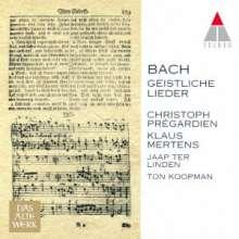 Johann Sebastian Bach (1685-1750): Schemellis Gesangbuch BWV 439-507 (Ausz.), CD