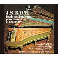 Johann Sebastian Bach (1685-1750): Cembalokonzerte BWV 1052-1058,1060-1065, 3 CDs
