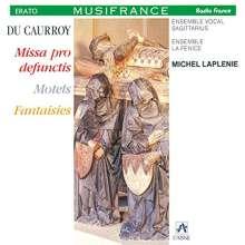Eustache du Caurroy (1549-1609): Missa pro defunctis (Requiem), CD