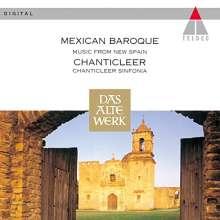 Mexikanische Barockmusik, CD