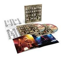 Led Zeppelin: Physical Graffiti (Standard Edition) (regular) (remaster), 2 CDs