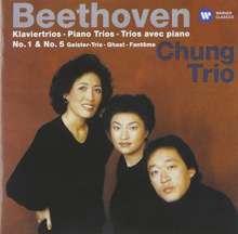 Ludwig van Beethoven (1770-1827): Klaviertrios Nr.1 & 5, CD