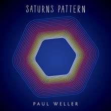 Paul Weller: Saturns Pattern + Bonus (CD + DVD) (Digibook Hardcover), 1 CD und 1 DVD