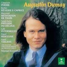 Augustin Dumay spielt Werke für Violine & Orchester, CD